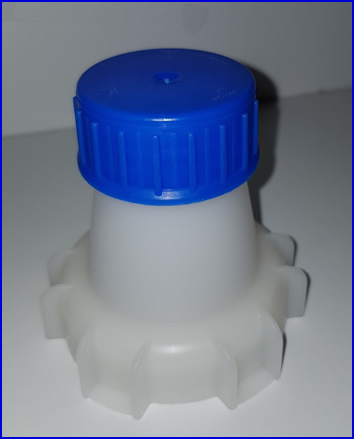 Cube drum pourer to suit 20kg cube drum Makes decanting of chemical easier. Free shipping Australia wide ONLY when ordered with BlastX 108 Rust Inhibitor